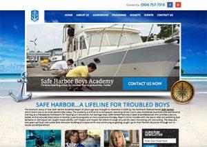 Safe Harbor Christian boarding schools